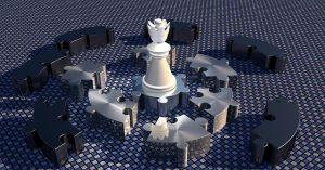 Puzzle Echec