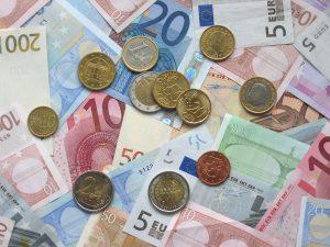 billets pièces euro